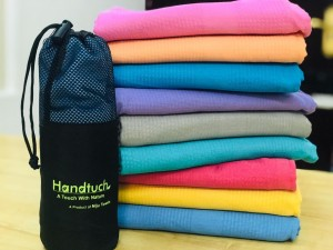 Handtuch Bamboo Bath Towels